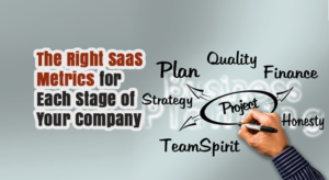 The Right SaaS Metrics for Each Stage of Your Company
